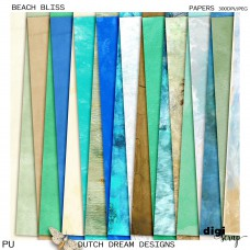 Beach Bliss - Papers