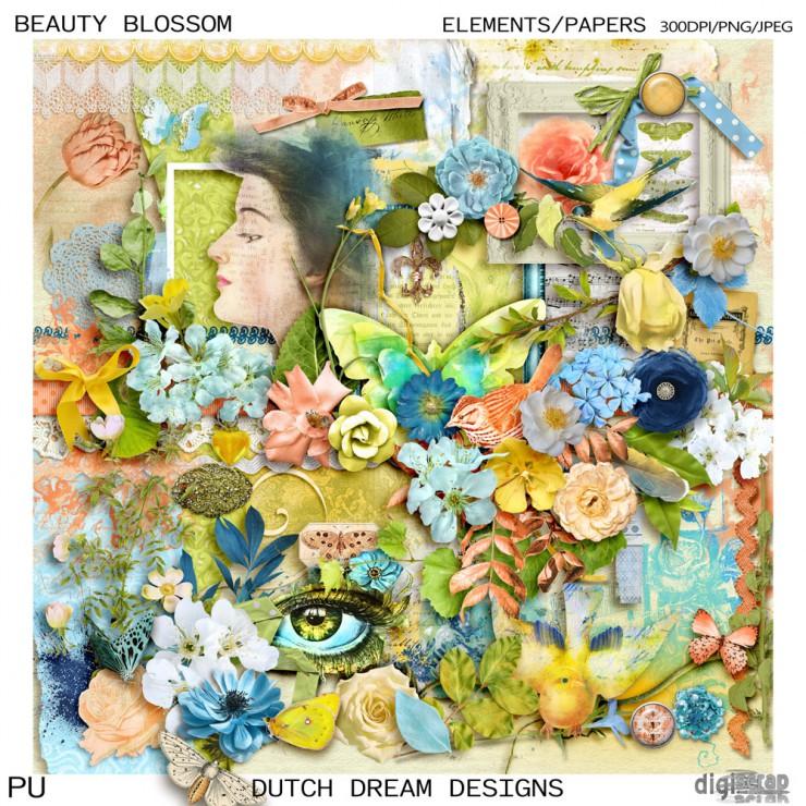 Beauty Blossom -  Kit