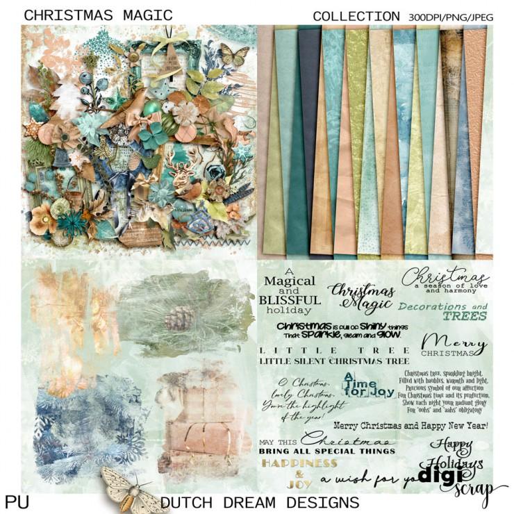 Christmas Magic -  Collection