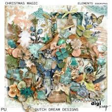 Christmas Magic -  Elements