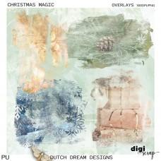 Christmas Magic -  Overlays