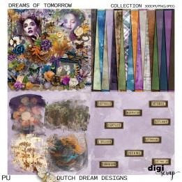 Dreams of Tomorrow - Collection