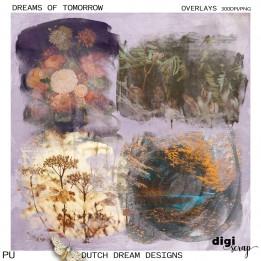 Dreams of Tomorrow - Overlays