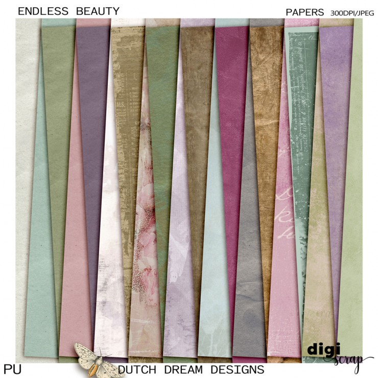 Endless Beauty - Papers
