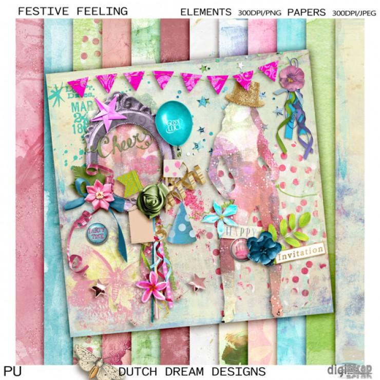 Festive Feeling - Kit