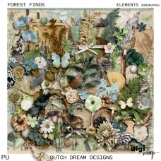 Forest Finds - Elements