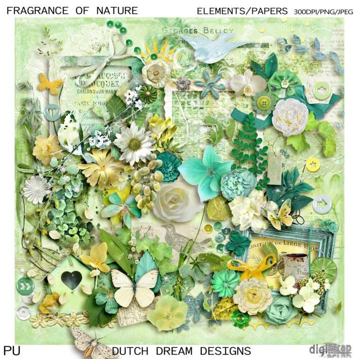Fragrance of Nature Kit
