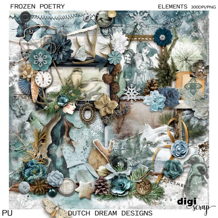 Frozen Poetry - Elements
