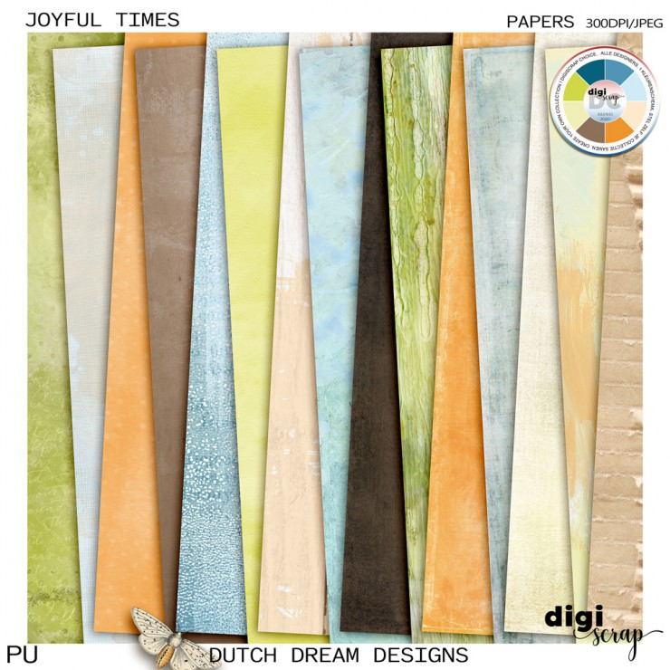 Joyful Times - Papers
