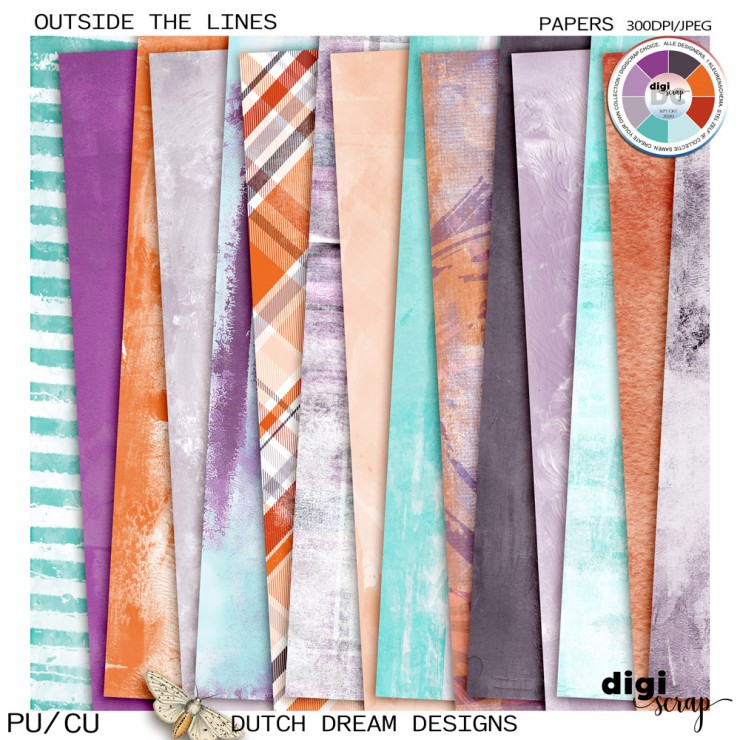 Outside the Lines - Papers CU