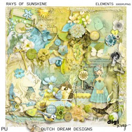 Rays of Sunshine - Elements