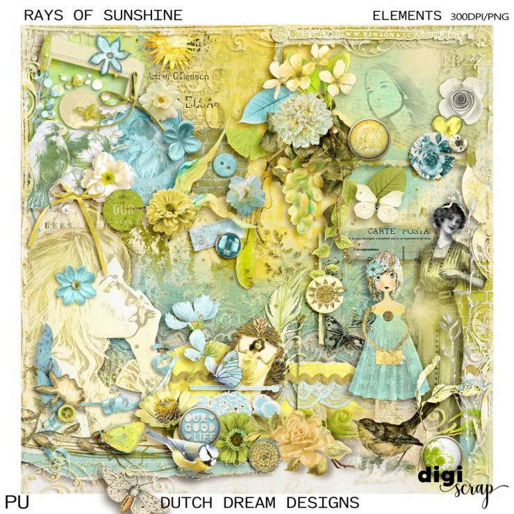 Rays of Sunshine - Elements