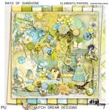 Rays of Sunshine - Kit