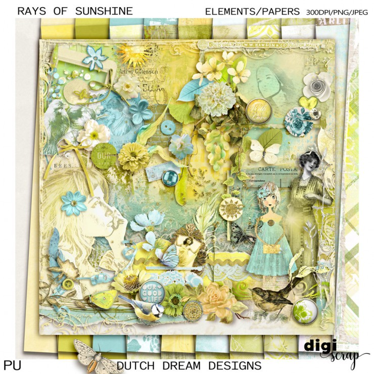 Rays of Sunshine - Kit