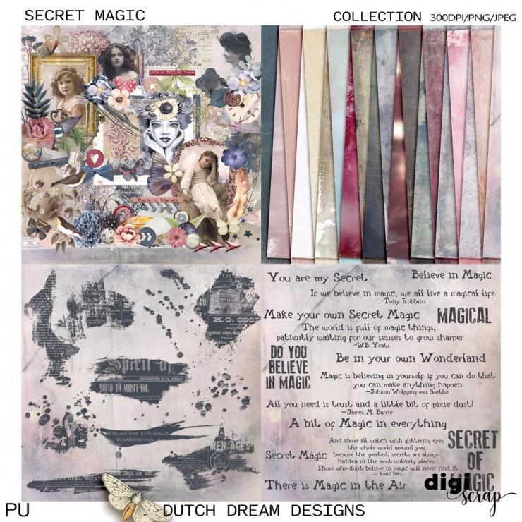 Secret Magic - Collection