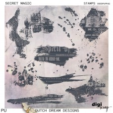 Secret Magic - Stamps