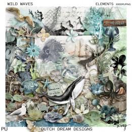 Wild Waves - Kit