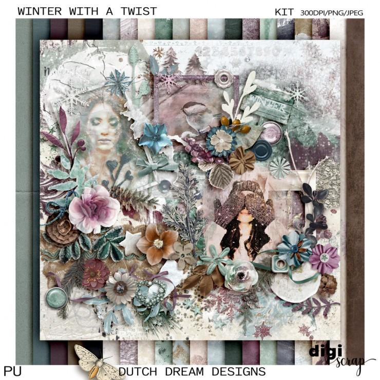Winter with a Twist - Kit