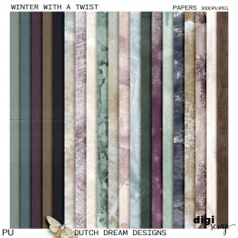 Winter with a Twist - Papers