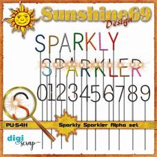 Sparkly Sparkler