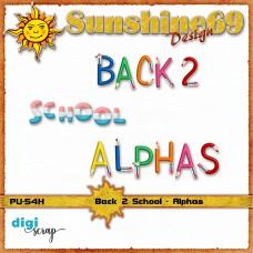 Back2School Alphas