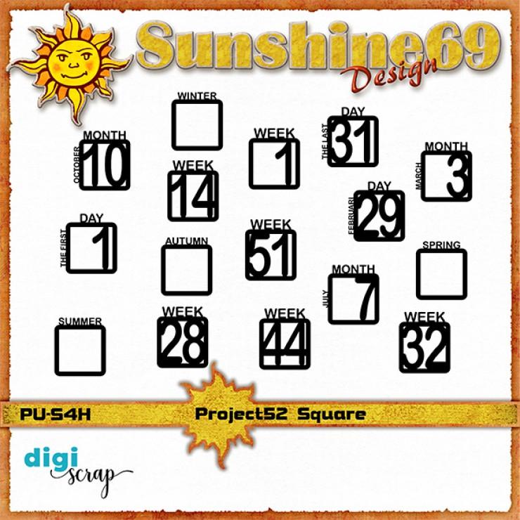 Project52 Square