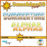 Summertime Alphas