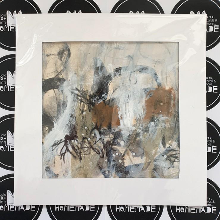 Mini Abstract art - serie 6.4