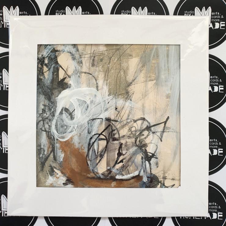 Mini Abstract art - serie 6.2