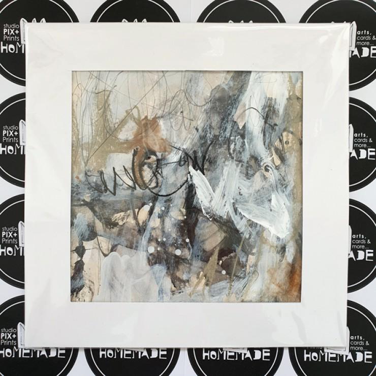 Mini Abstract art - serie 6.3