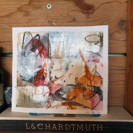 Mini Abstract art - serie 1.6