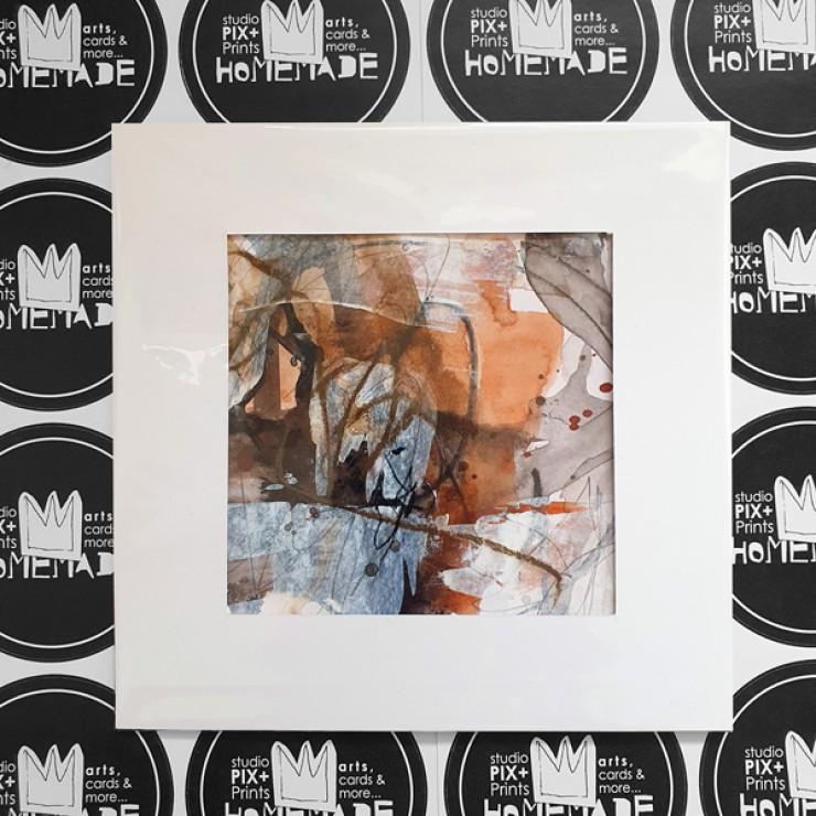 Mini Abstract art - serie 2.1