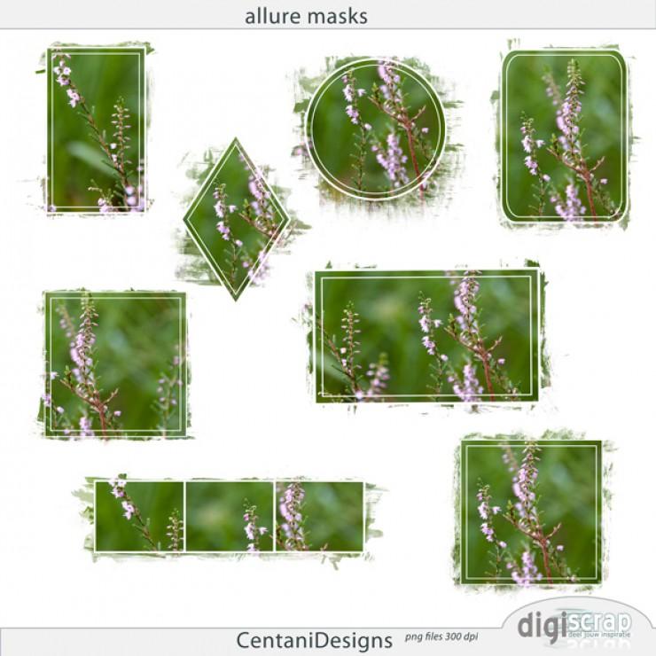 Allure Masks