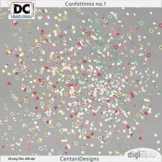 Confettimix no.1