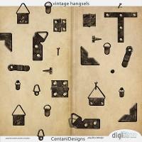 Vintage Hangsels