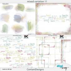 Mixed Variation 11