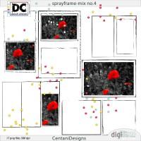 SprayFrame-mix no.4