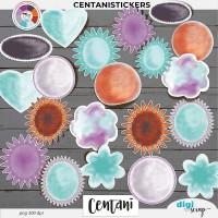 Centani Stickers