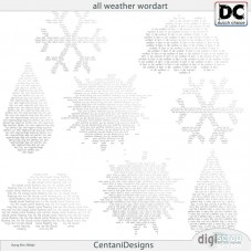 All Weather WordArt