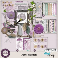 April Garden Mega kit