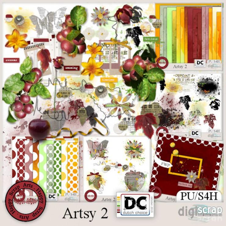 Artsy 2 bundle
