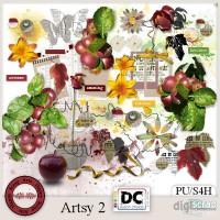 Artsy 2 elements