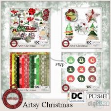 Artsy Christmas bundle