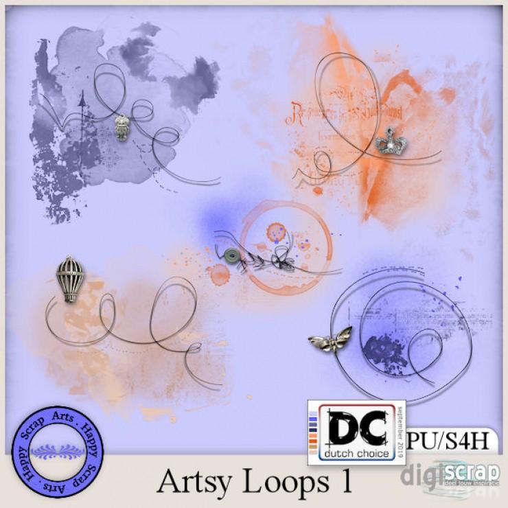 Artsy 1 loops