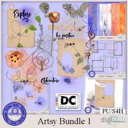 Artsy 1 bundle