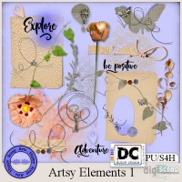 Artsy 1 elements