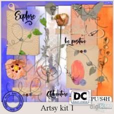 Artsy 1 kit