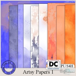 Artsy 1 papers