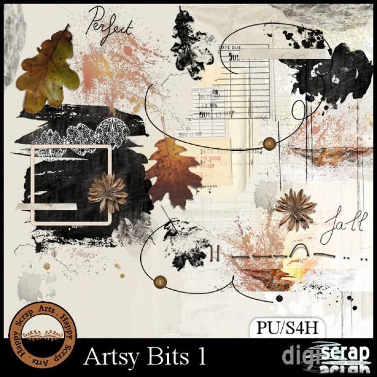 Artsy Bits 1