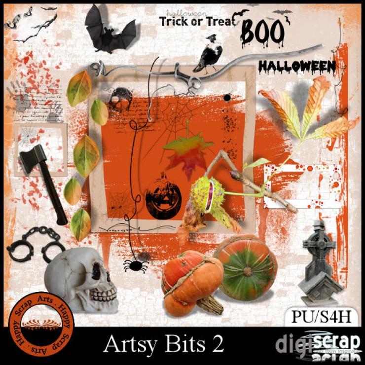 Artsy Bits 2